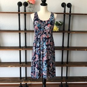 Paisly | Dress | Sleeveless | Euc | Med